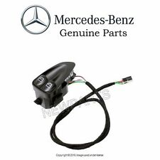 Mercedes R230 SL500 SL600 SL55 SL63 SL65 AMG Driver Left Window Switch Genuine