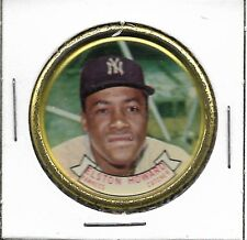 1964 TOPPS BASEBALL COINS SET BREAK #23 ELSTON HOWARD