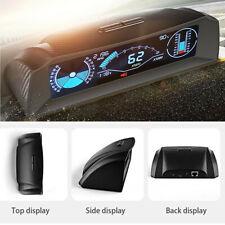 1Pcs Car Board Computer Head Up Display OBD2 HD Digital Speedometer Slope Meter