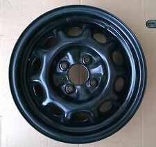 Nissan Sunny Stahlfelge 5,5x14 4x100 Wheel Almera 100NX Micra 40300 OM600 OM607