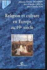 Livres, bandes dessinées et revues de non-fiction de Europe, en français