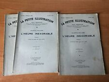 LA PETITE ILLUSTRATION revue hebdomadaire n° 833-roman n° 394 : Valenti