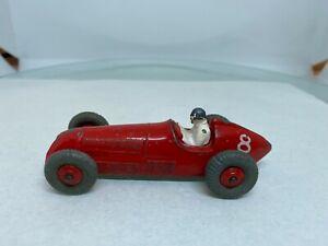 Dinky Toys 23F Alfa Romeo Racing Car