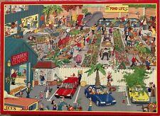 'THE GARDEN CENTRE'  1000 Piece Complete Jigsaw Puzzle - Excellent Condition