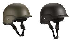 ABS PASGT Plastic Replica Military Armor Helmet Chin Strap Rothco 1994
