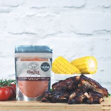 Pitmaster BBQ Rub - 1st Place National Chilli Awards 2015 - The Smokey Carter