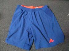 2012 US Open Men's Jo-Wilfried Tsonga Signed Match Used Worn Adidas Shorts