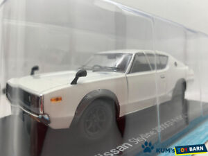 1:24 Domestic famous car collection Nissan Skyline 2000GT-R KPGC110 1973 1/24