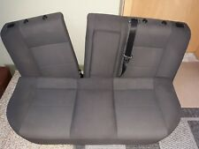 Opel Astra G CC Bj02 3-türer Rücksitzbank Sitzbank hinten Stoff Sitz Sitze