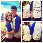 Couple T-Shirt The Prince and His Prince Love Matching Shirts - Couple Tee Tops
