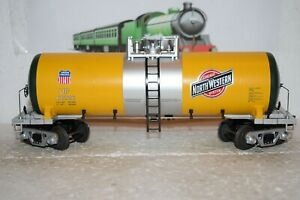 O Scale Trains MTH Chicago Northwestern Tank Car 421996