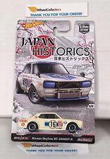 Nissan Skyline HT 2000GT-X * Hot Wheels Japan Historics Car Culture * Y6