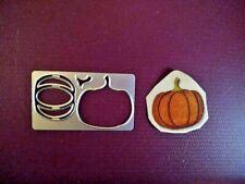 Sizzix Die Cutter  Halloween Pumpkin #2 fits Big Shot Cuttlebug