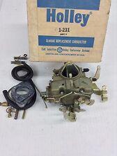 NOS HOLLEY 1940 CARBURETOR LIST 4807 1968-1970 CHEVY 230-250 ENGINES