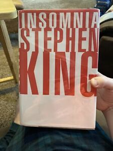 Stephen king's Insomnia Signed