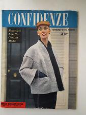 Confidenze settimanale femminile n 44 1955