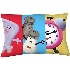 NEW Kids Pillowcase Standard Size - 20 x 30 Inch [1 Piece Pillowcase Only]