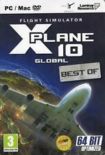 X-Plane 10 Global Steelbook. Brand New. Free Shipping.