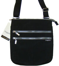 BAGGALLINI Comrade 3-zip Crossbody Bagg Shoulder/Organizer Bag/Purse ~ NWT!