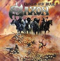 Saxon - Dogs Of War [New Vinyl] Colored Vinyl, UK - Import
