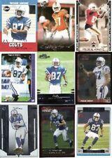 2001 01 Upper Deck Reggie Wayne RC Indianapolis Colts Lot Miami