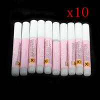 10x2g Mini Professional Beauty Nail False Art Decorate Tips Acrylic Glue