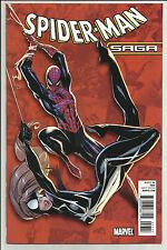 Spider-Man Saga - Promo - J Scott Campbell cover Spider-Girl Marvel 2010