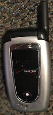 Pantech PN-210 - Black (Verizon) Cellular Phone Fast Shipping Good Used