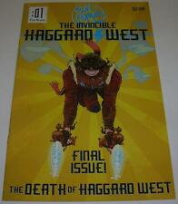 INVINCIBLE HAGGARD WEST #101 (2013) BATTLING BOY (VF-) Paul Pope story & art