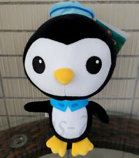 Octonauts Cartoon peso 9 inches Plush soft Toy Movie Penguin Stuffed Animal Doll