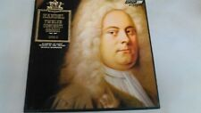 Handel Twelve Concerti Grossi-Opus 6-3LP Record Box Set                     lp98