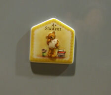 Gund Refrigerator Magnet #60485-B,  A+ STUDENT, NEW From Retail Store, 2.25""