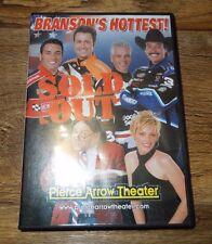 Pierce Arrow Theater:SOLD OUT (DVD, 2004) Branson MO Jarrett Dougherty