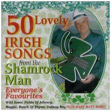 50 Lovely Irish Songs: Everyone's Favourites (Irish Country Music CD)