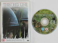 THE THIN RED LINE R2 DVD  Terrence Malick / Sean Penn / George Clooney