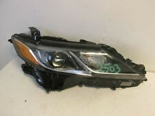 2018 2019 TOYOTA CAMRY ALL TABS HEADLIGHT LED RIGHT ORIGINAL OEM 2503