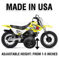 Adjustable Height Suzuki JR50 KIDS YOUTH TRAINING WHEELS Suzuki JR 50