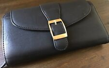 Tony Bianco Black Leather Wallet - Gorgeous Wallet