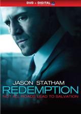 Redemption DVD Hummingbird 2013 Jason Statham