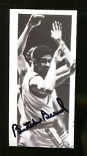 Butch Beard Signed Photo 2.5x5 Autographed NBA Knicks 22236