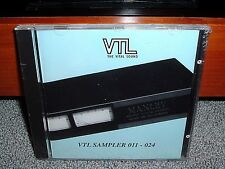█| VTL ® SAMPLER 011 - 024 | THE WORLD'S BEST AUDIOPHILE VACUUM TUBE RECORDINGS!