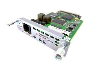 Cisco HWIC-2SHDSL WAN High Speed Interface Card