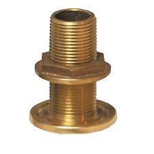 "Groco Th-750-W 3/4"" Nps Npt Combo Bronze Thru-Hull Fitting Nut"