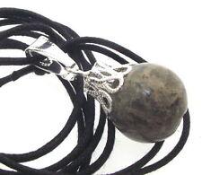 Jasper Gemstone Round Costume Necklaces & Pendants