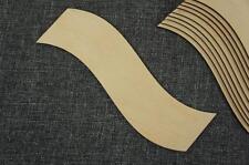 10 er blank Holz Lesezeichen Buch Dekoration Handwerk Basteln Kreativ Malen /BF/
