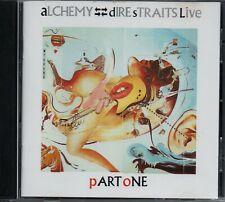 DIRE STRAITS - Alchemy Live Part 1 - CD *West Germany Vertigo Red Swirl Label*