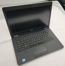 DELL LATITUDE E7470 INTEL i5-6300U 2.4GHz 8GB RAM 360GB SSD WIN 10 LAPTOP [Z8]