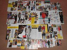 45+ ANNA DELLO RUSSO Magazine Clippings