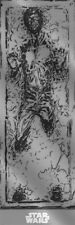 Poster puerta Star Wars han solo Carbonite