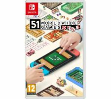 NINTENDO SWITCH 51 Worldwide Games - Currys